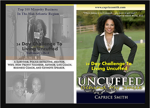 24 Days Challenge ~ To Living Uncuffed