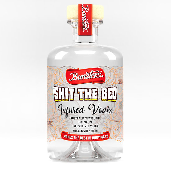 Shit The Bed Vodka