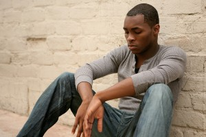 Suicide Rates for Young Black Men...