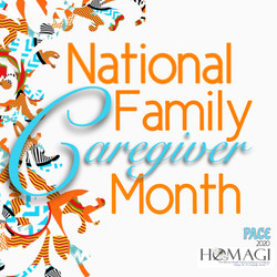 National Family Caregiver Month 2020