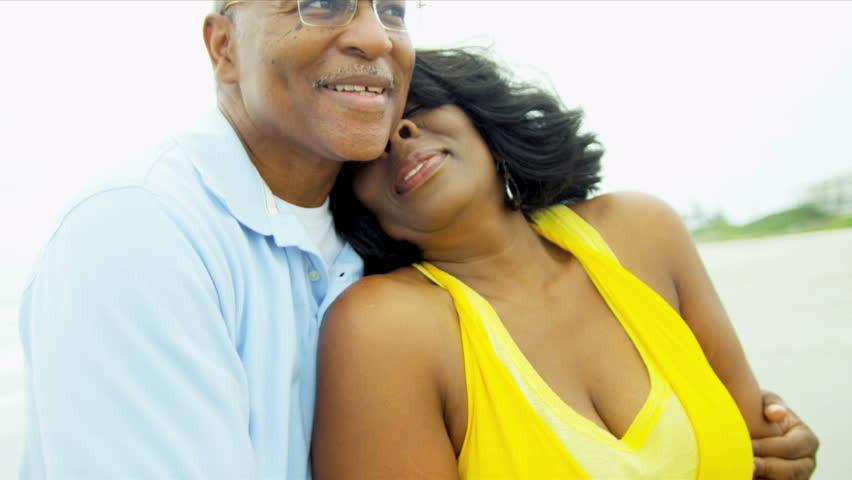 Couple embracing passionately