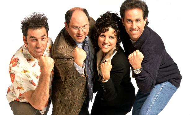 Seinfeld a study in mental illness..
