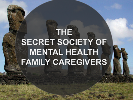 The Secret Society of Mental Health Caregivers