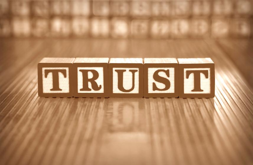 Trust- A Caregiver Toolbox Essential