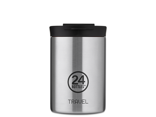 TRAVEL TUMBLER STEEL 350ML