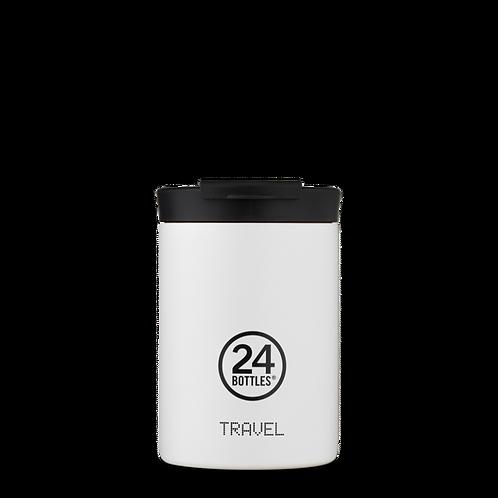 TRAVEL TUMBLER ICE WHITE 350ML