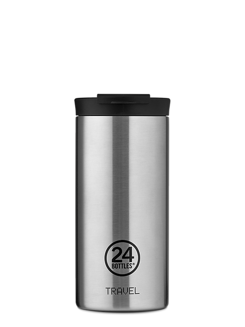 TRAVEL TUMBLER STEEL 600ML