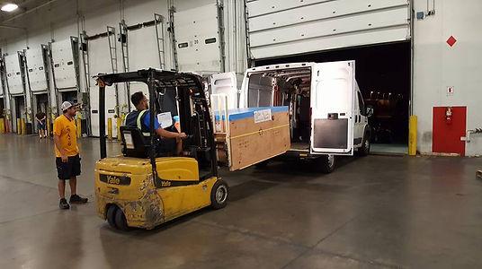 Trucking | Transportation | Logistics | Thomas Coates Jr