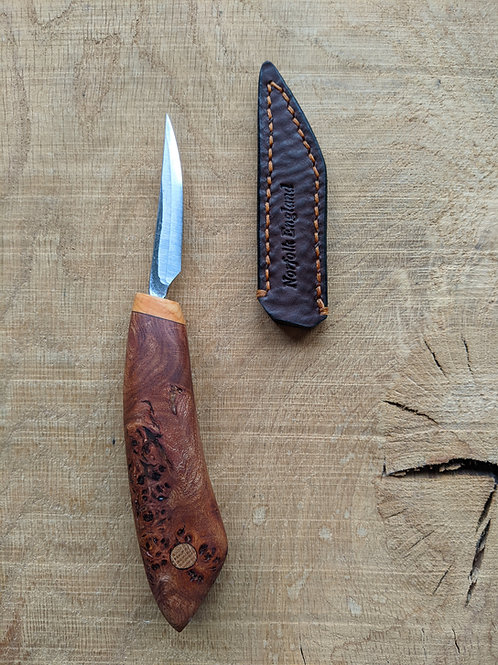 Pippy English Elm knife