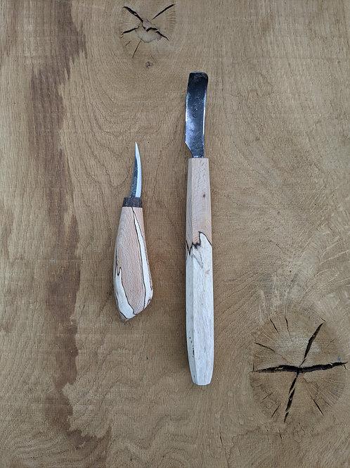 Double knife bundle