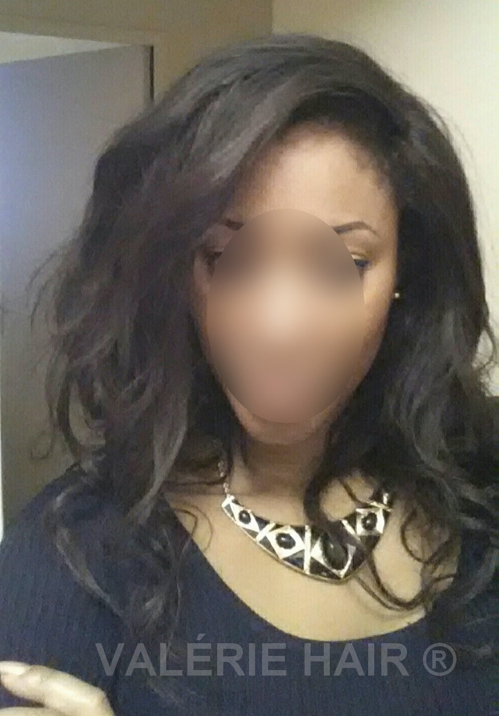 Tissage top closure