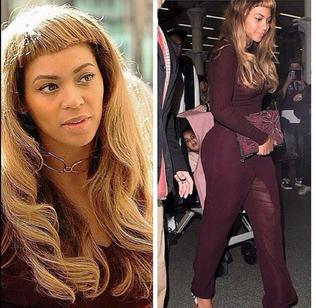 Beyoncé mal coiffé ? Impossible !