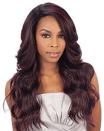 20 pouces brun acajou violet tissage afro extensions capillaire ouvert naturel plat parfait lisse ondulé long pas cher n'abime pas les cheveux