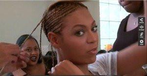 Beyoncé sans B