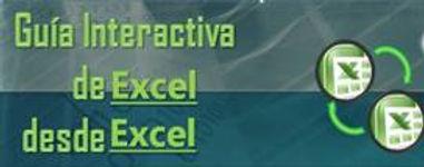 Guía interactiva de Excel