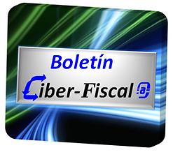 Boletin ciberfiscal