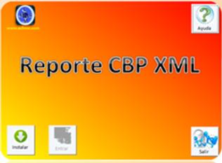 Programa para generar reportes de contabilidad electrónica