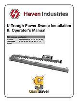 U-Trough Powersweep Installation & Opera