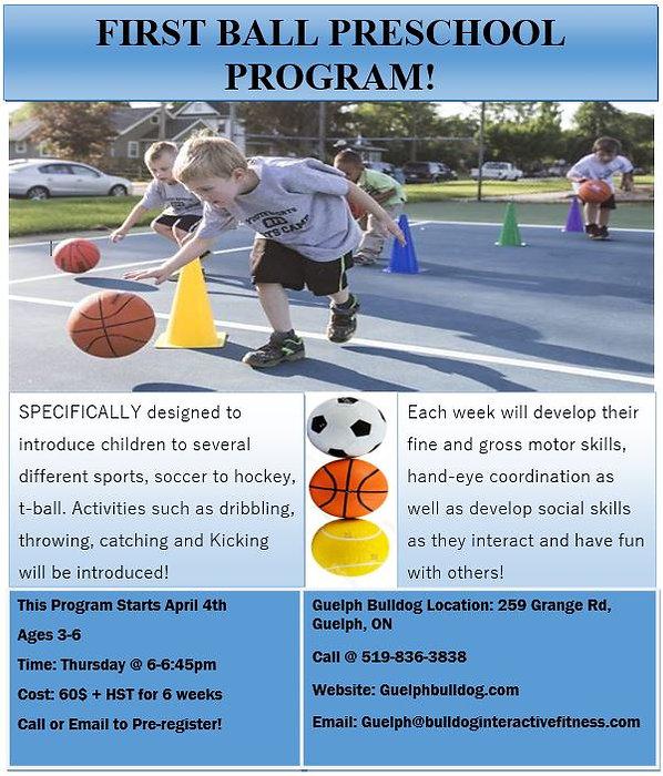 First Ball Program Flyer spring 2019.JPG