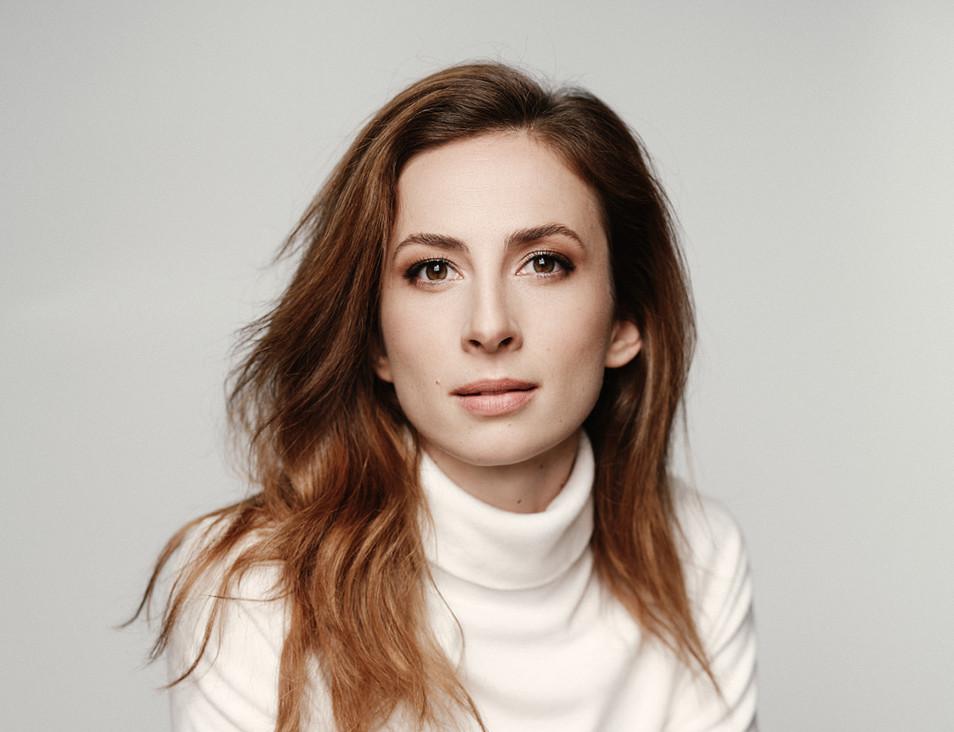 Veronique Giasson © Sasha Onyshchenko