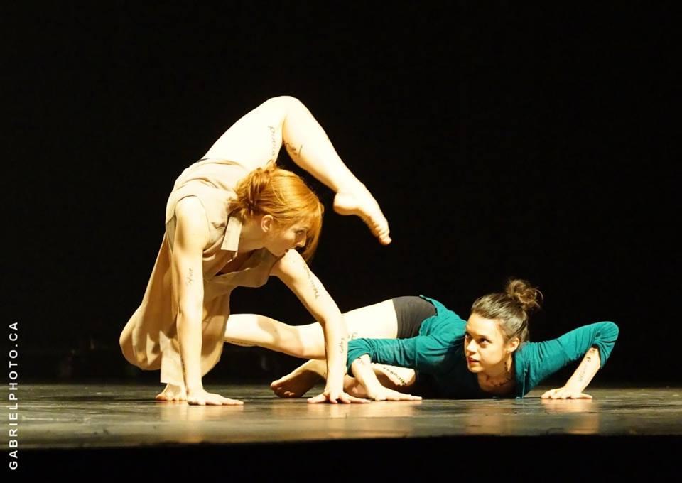 Véronique Giasson et Sara Harton