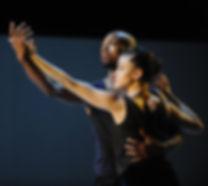 © Alex Apt | Shamel Pitts and | Batsheva Dance Company