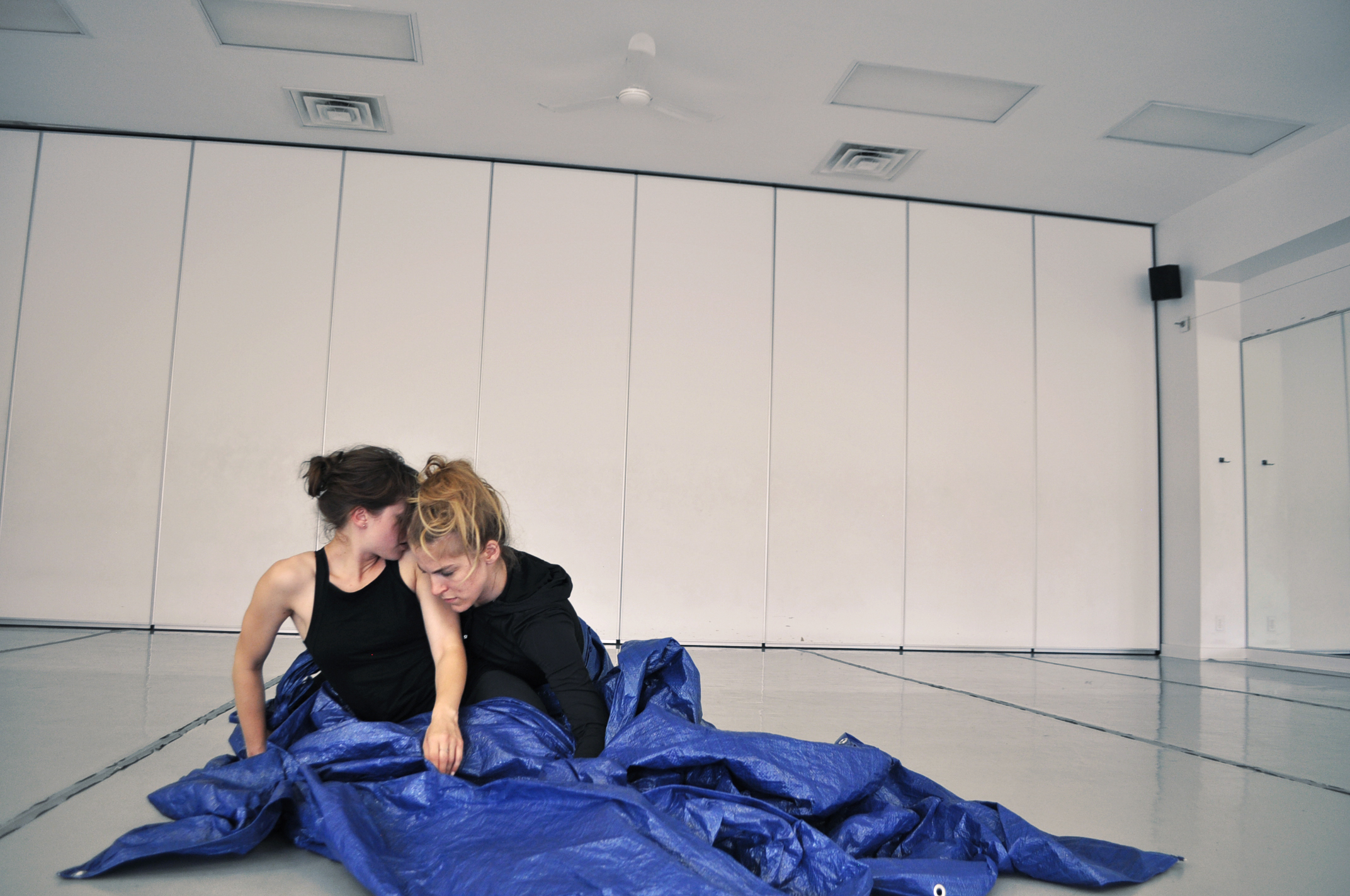 Julie Tymchuk et Marie-France Jacque