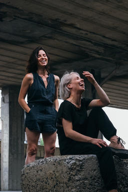 Lydia Bouchard & Merryn Kritzinger @André Rainville