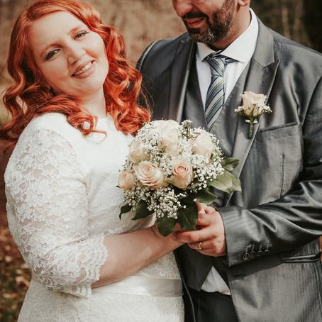 Hochzeit am Eisweiher