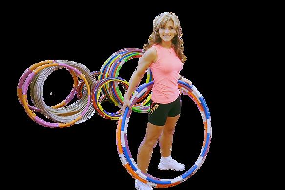 Get Hooping with Getti Hula Hoop Fitness Workout Las Vegas, Getti Garcia, hula hoop fitness classes las vegas