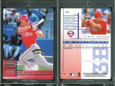 1998 Leaf Rookies & Stars #42 1999 Atlanta National