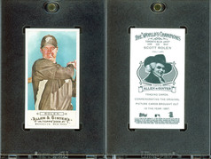 2009 Topps Allen & Ginter - Mini A and G Back #223