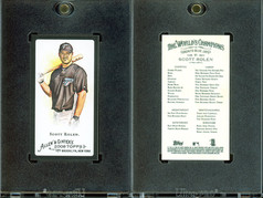 2008 Topps Allen & Ginter - Mini Black #91
