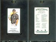 2008 Topps Allen & Ginter - Mini Black #91