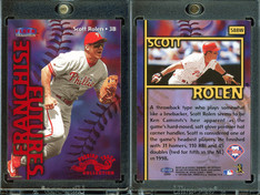 1999 Fleer Tradition - Warning Track Collection #588W FF