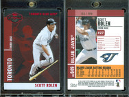 2008 Topps Co-Signers - Silver Red #49a SN400