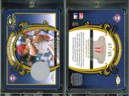 2003 Donruss Timeless Treasures - Rookie Year Parallel #RY-11 MEM, SN96