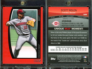 2009 Topps Unique - Red #104 SN1199