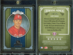 2005 Donruss Diamond Kings - Framed Black #419 SN25