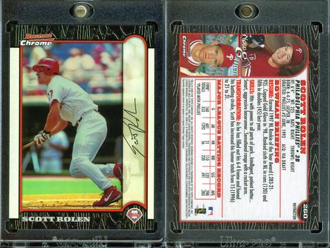 1999 Bowman Chrome - Refractors #260