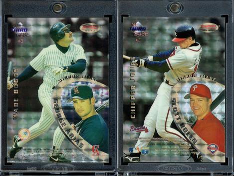 1996 Bowman's Best - Mirror Image Atomic Refractors #3