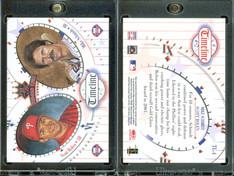 2002 Donruss Diamond Kings - Timeline #TL4