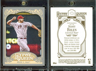 2012 Topps Gypsy Queen #129