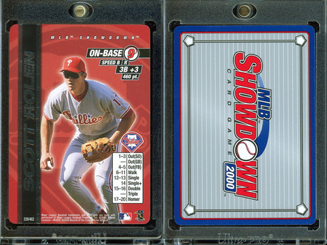 2000 MLB Showdown Unlimited #339