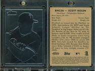 2001 Bowman Heritage - Chrome #BHC56