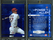 2004 Donruss - Power Alley Blue #PA10 SN1000