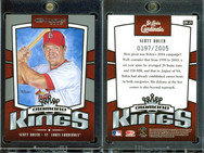 2005 Donruss - Diamond Kings #DK-21 SN2005