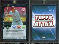 2011 Topps Attax - Foil #184