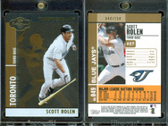 2008 Topps Co-Signers - Silver Gold #49a SN150