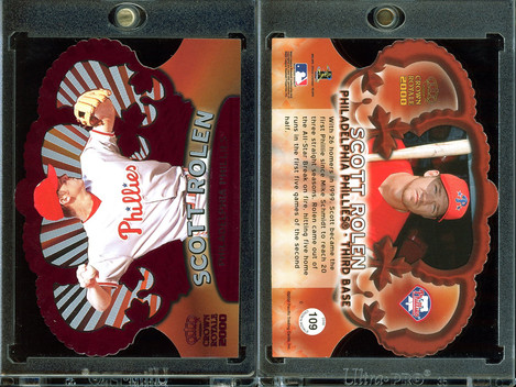2000 Pacific Crown Royale - Red #109